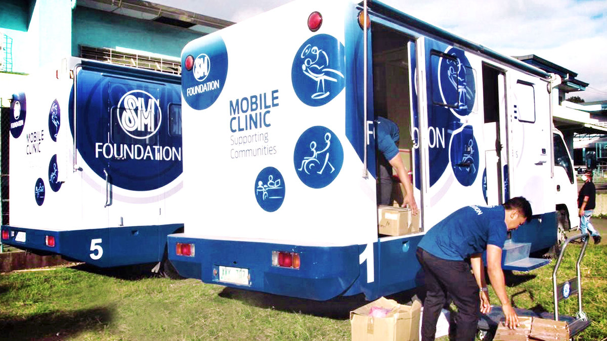 The SM Store Helps Taal Communities