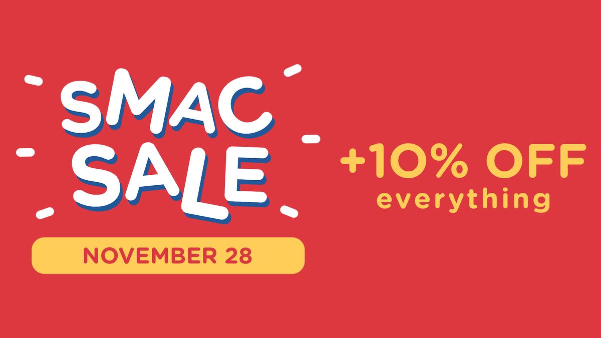 SMAC Sale