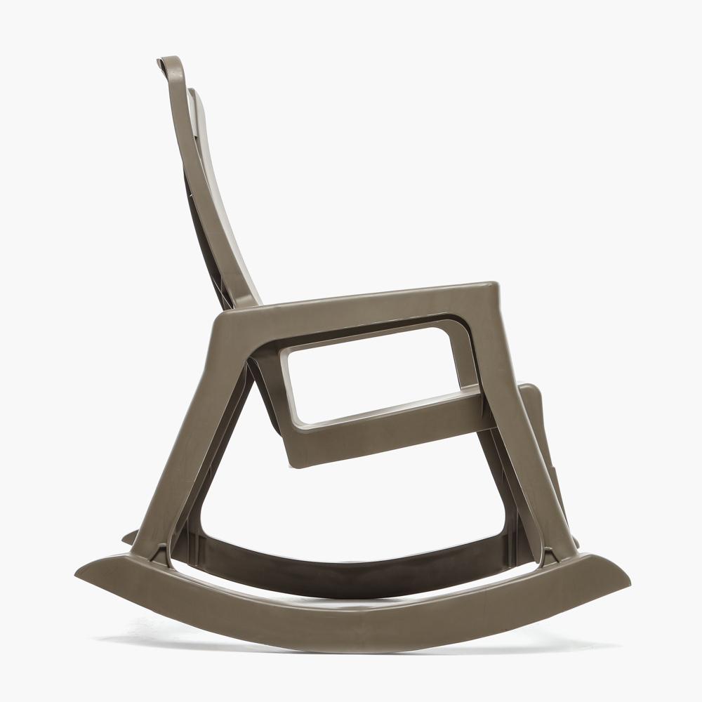 Shopsm Adams Big Easy Stacking Rocking Chair Portobello